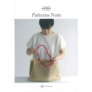 ダルマ mini book Patterns Note(KN22)